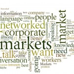 Weekly Wordle: The Cluetrain Manifesto